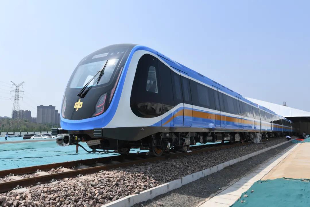 爱尔家佳助力首列中国标准地铁列车下线