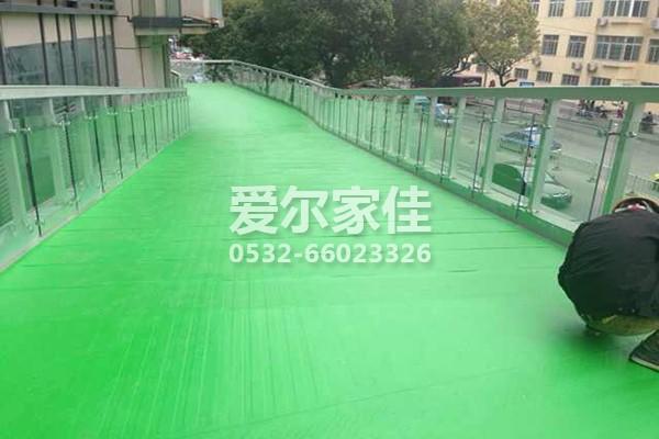 过街天桥耐磨防护聚脲涂料
