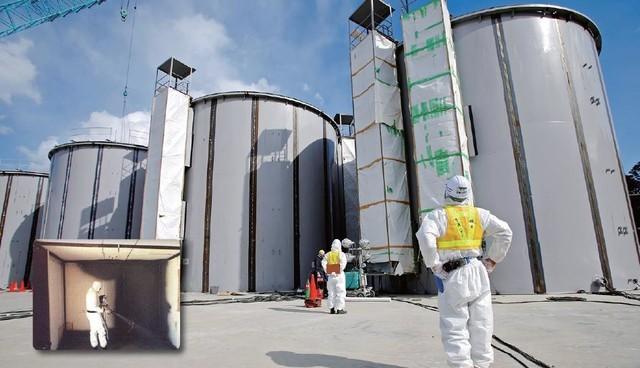 日本福岛核电站核泄漏防护卫士 ——聚脲喷涂弹性体成为不二之选